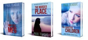 Paul Teague Thrillers