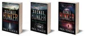 The Secret Bunker Trilogy