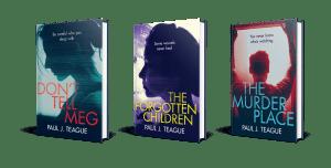 Don't Tell Meg Trilogy