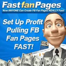 This was an ad for my Fast Fan Pages software