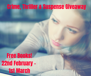 Free Books! 22nd February - 1st March