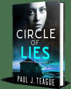 Circle of Lies by Paul J. Teague