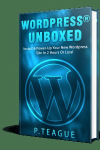 Wordpress Unboxed