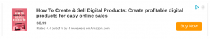 How To Create & Sell Digital Producrs
