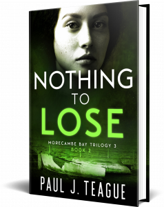 Nothing To Lose by Paul J. Teague